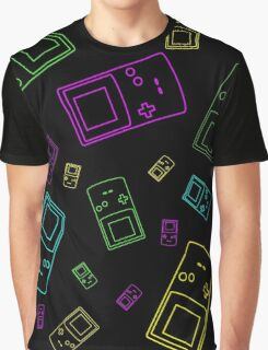 Color Me Entertained Graphic T-Shirt