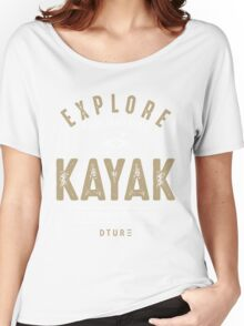 Kayak Women's Relaxed Fit T-Shirt