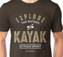 Kayak Unisex T-Shirt