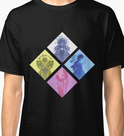 Steven universe diamond murals Classic T-Shirt