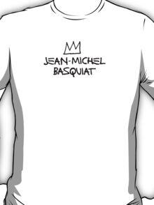 Jean michel Basquiat Shirt Jumper Sticker T-Shirt