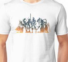 -FINAL FANTASY- Final Fantasy Tactics Logo Unisex T-Shirt