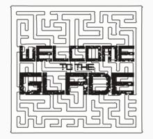 Welcome to the Glade. Maze Runner Kids Tee