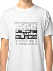 Welcome to the Glade. Maze Runner Classic T-Shirt