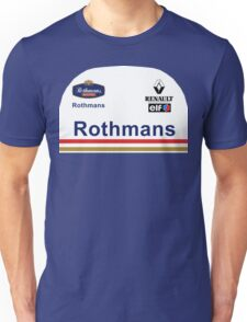 GP2 Tribute - Williams Unisex T-Shirt