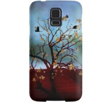 Scattered thoughts ... Samsung Galaxy Case/Skin