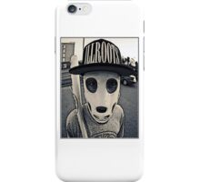 Baseball mask iPhone Case/Skin
