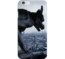 Lonely Gargoyle iPhone Case/Skin