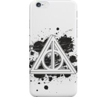 The Impossible Hallows iPhone Case/Skin
