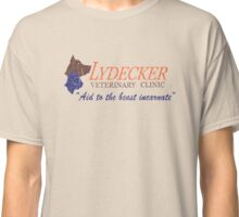 LYDECKER Veterinary Clinic Classic T-Shirt