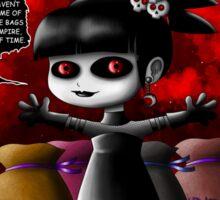 Freaks V Bullies Presents: Bloody Lori  Sticker