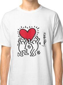 Keith Haring Love Classic T-Shirt