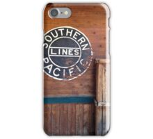 Southern Pacific iPhone Case/Skin