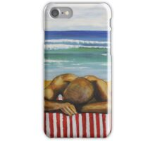 Sculpture by the Sea/Tribute to Dupain iPhone Case/Skin