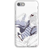 Manga Artist iPhone Case/Skin