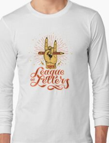 League of Letters Long Sleeve T-Shirt