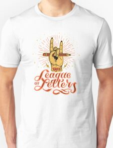 League of Letters T-Shirt