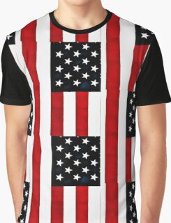 God Bless The USA Graphic T-Shirt