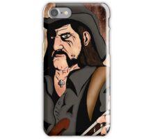 Lemmy (Motorhead) iPhone Case/Skin
