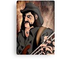 Lemmy (Motorhead) Metal Print