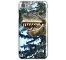 Terry the T-Rex iPhone Case/Skin