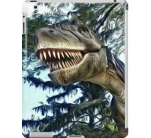 Terry the T-Rex iPad Case/Skin