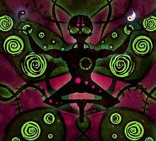 Enlightened Alien by CameronTodd