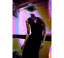 FAUX Photographic Print