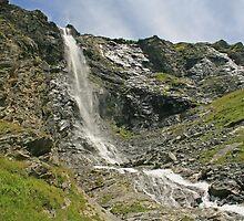 Les Cascades, Parc National de la Vanoise by RedHillDigital