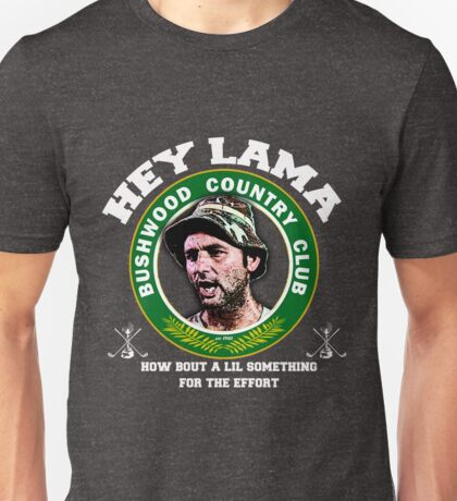 Hey Lama how bout a lil something for the effort Unisex T-Shirt