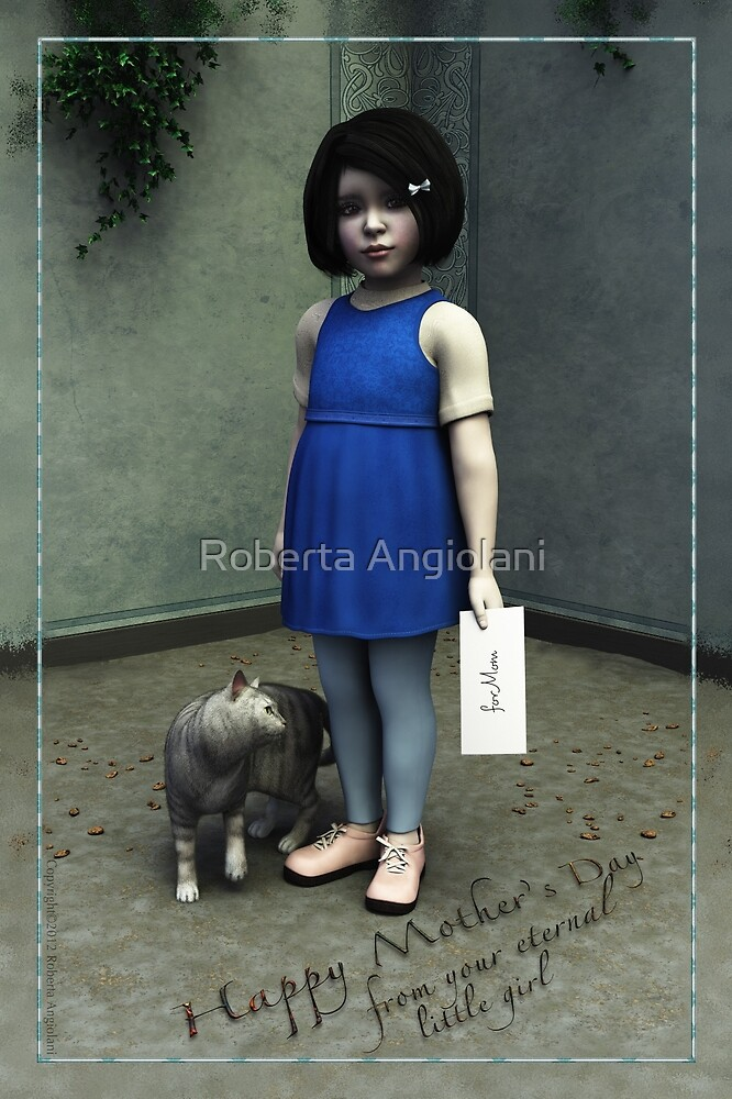 For Mom by Roberta Angiolani