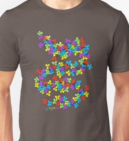 Hugged by Butterflies Unisex T-Shirt