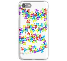 Hugged by Butterflies iPhone Case/Skin