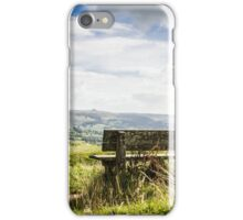 The Peak District iPhone Case/Skin