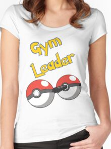 Gym Leader Women's Fitted Scoop T-Shirt