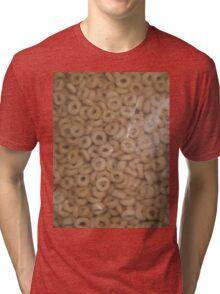 BAG OF Os (Textures) Tri-blend T-Shirt