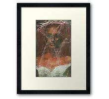 Mirage (A Serious Bride) Framed Print
