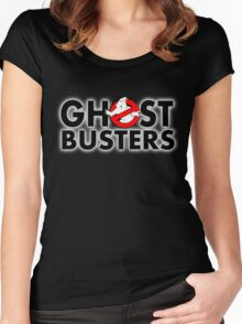 Classic movies | Ghostbusters Women's Fitted Scoop T-Shirt
