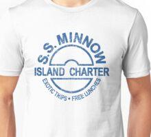 S.S. MINNOW Island Charter Graphic Unisex T-Shirt