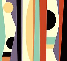 Abstract Pattern III by Rob Colvin