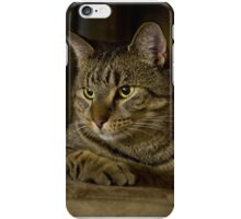 Green Eyes iPhone Case/Skin