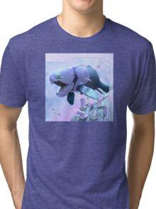 Aqua Age Tri-blend T-Shirt