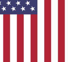American Flag (Vertical) Sticker