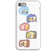 Foretellers V.2 iPhone Case/Skin