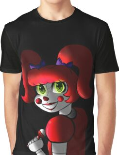 Five Nights at Freddy's - Sister Location Baby Graphic T-Shirt
