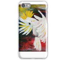 Startled Cockatoo iPhone Case/Skin