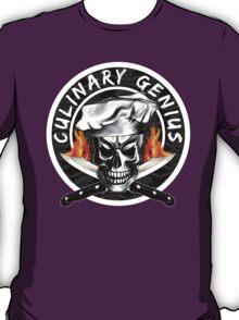 Skull Chef 3: Culinary Genius 2 T-Shirt