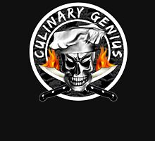 Skull Chef 3: Culinary Genius 2 Unisex T-Shirt