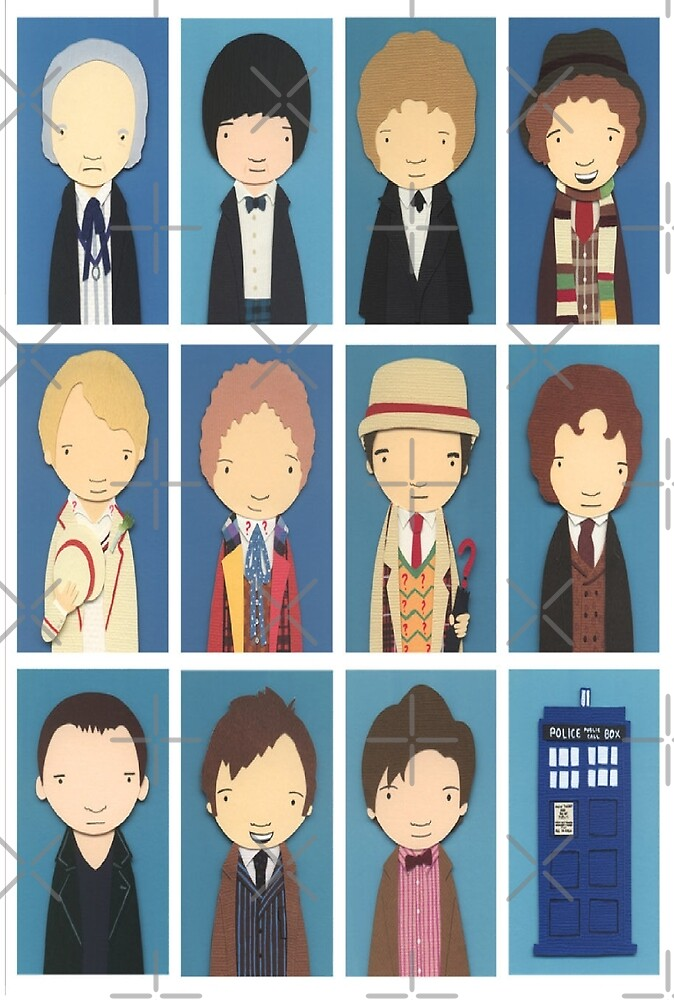 THE DOCTOR's by Jordan Williams