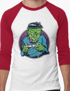 Franken Gamer Men's Baseball ¾ T-Shirt